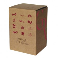 BAG IN BOX 5L ROUGE